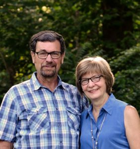 Steve and Karen Lucas