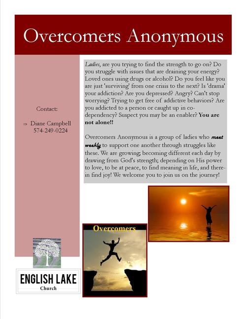 Overcomers Annonymous